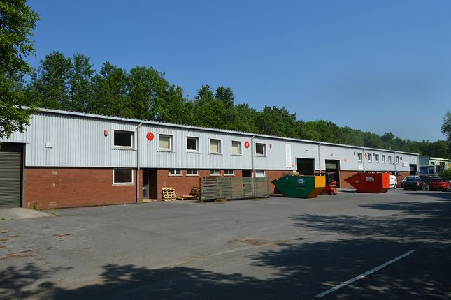 Thumbnail Industrial to let in Capel Hendre Industrial Estate, Ammanford