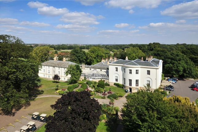 Thumbnail Hotel/guest house for sale in Owston Hall Hotel, Owston, Askern, Doncaster