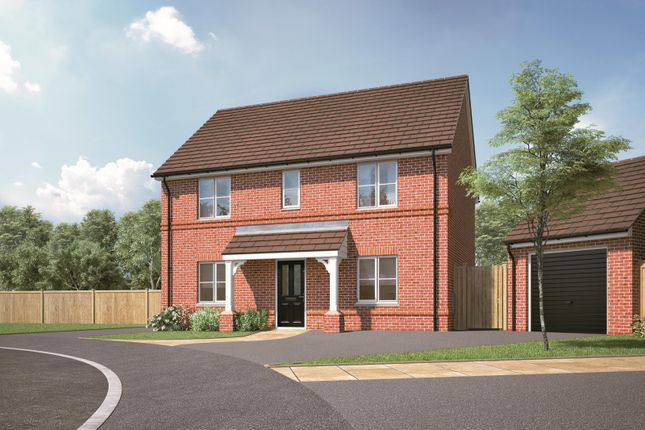 Thumbnail Detached house for sale in Meadow View, Cholsey