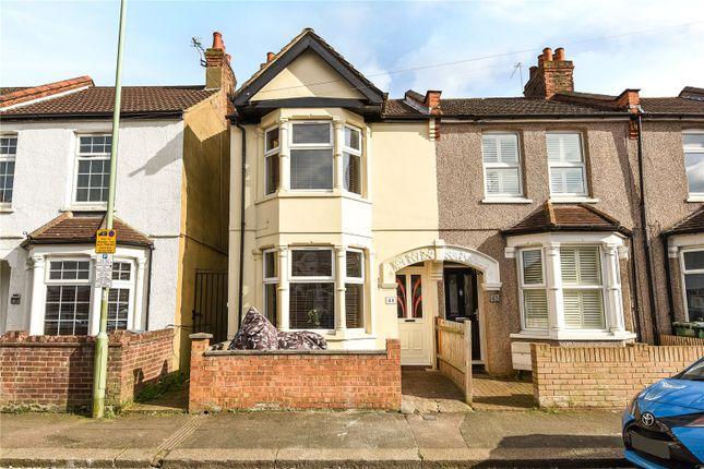 Thumbnail Terraced house for sale in Euston Avenue, Watford, Hertfordshire