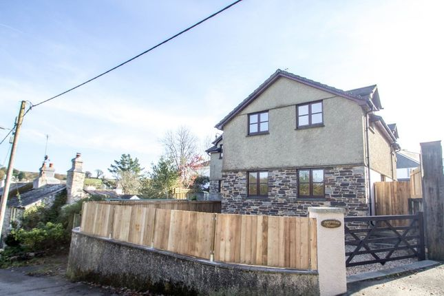 Thumbnail Detached house for sale in Greenhill, Lamerton, Tavistock