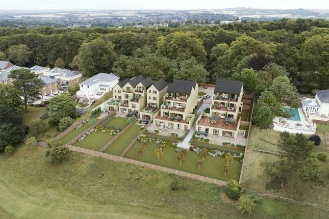 Thumbnail Flat for sale in Fairways, Chilbolton Avenue, Winchester, Hampshire