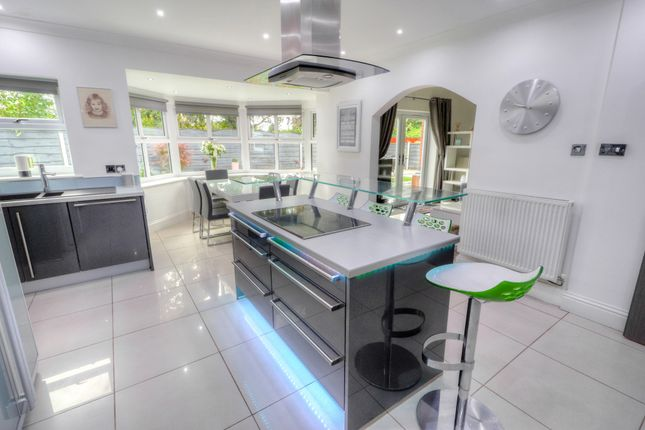 Dining Kitchen of Oakfield Close, Bramhall, Stockport SK7