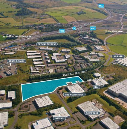 Thumbnail Light industrial for sale in Westfield One, Grayshill Road, Westfield, Cumbernauld, North Lanarkshire