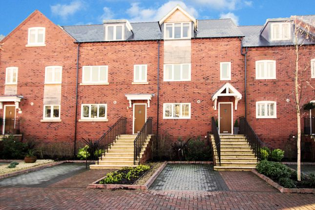 Thumbnail Town house for sale in Nash Court, Forge Lane, Belbroughton, Stourbridge