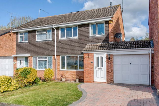 3 bed semi-detached house for sale in Newent Close, Winyates Green, Redditch B98