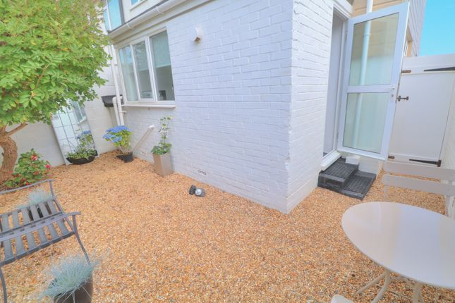 Garden of Deborah Terrace, Central Avenue, Telscombe Cliffs, Peacehaven BN10