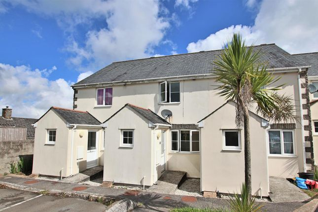 Thumbnail Terraced house to rent in Grovewood Court, Fraddon, St. Columb
