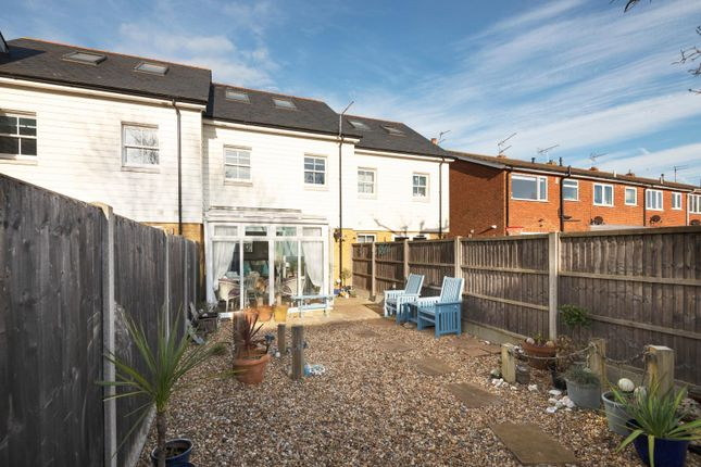 3 bed terraced house for sale in Old Forge, Broadstairs CT10