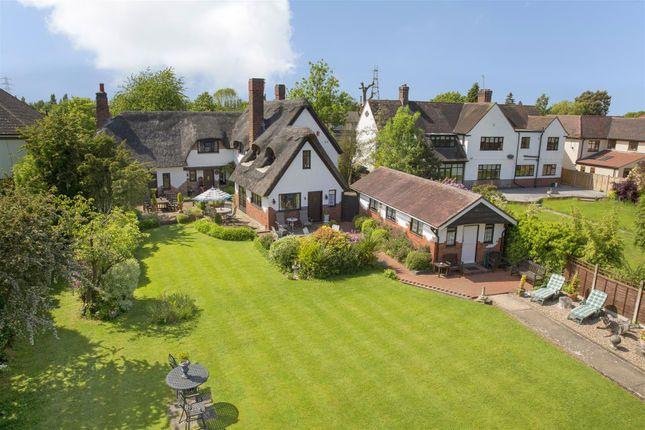 Thumbnail Detached house for sale in Bulkington Lane, Whitestone, Nuneaton