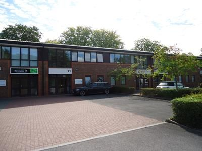 Thumbnail Office for sale in 21 Campbell Court, Bramley, Basingstoke, Hampshire