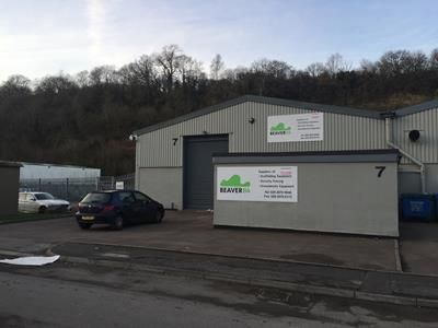 Thumbnail Light industrial to let in Unit 7, Llandough Trading Estate, Penarth Road, Cardiff