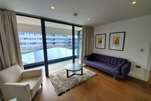 1 bed flat to rent in Lambarde Square, London SE10