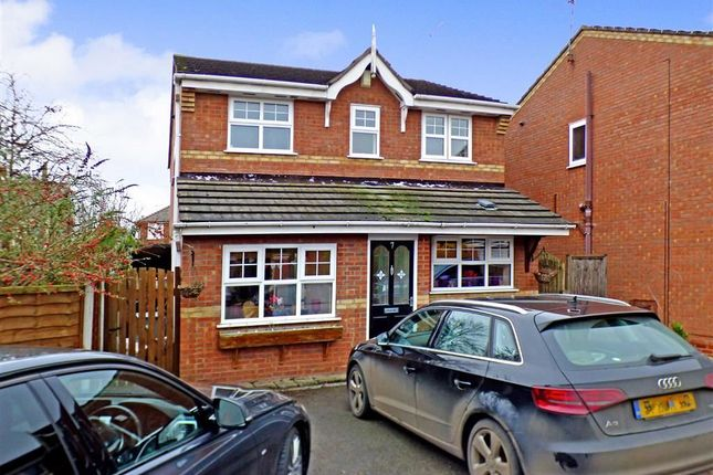 3 bed detached house for sale in Rookery Close, Ettiley Heath, Sandbach