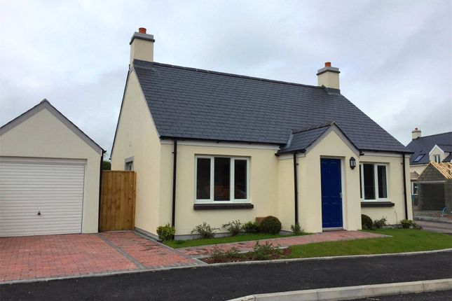 Thumbnail Detached bungalow for sale in Plot No 6, Triplestone Close, Herbrandston, Milford Haven
