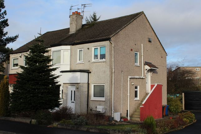 Thumbnail Flat to rent in Fairway, Bearsden