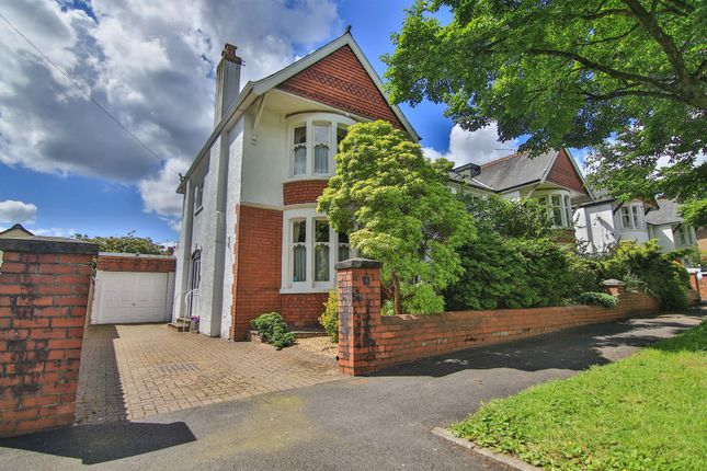 Thumbnail Semi-detached house for sale in Keyes Avenue, Roath Park, Cardiff