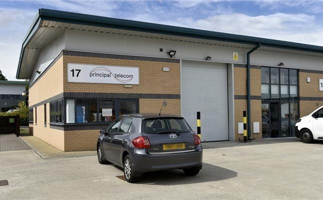 Light industrial to let in Unit 17, Zenith Networkcentre, Whaley Road, Barnsley, South Yorkshire