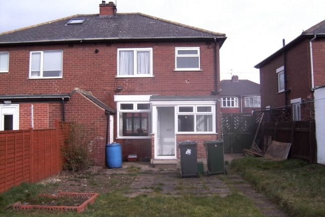 Thumbnail Semi-detached house for sale in Woodhouse Road, Wheatley, Doncaster