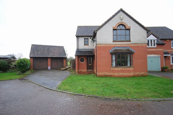 Detached house for sale in Otter Reach, Newton Poppleford, Sidmouth