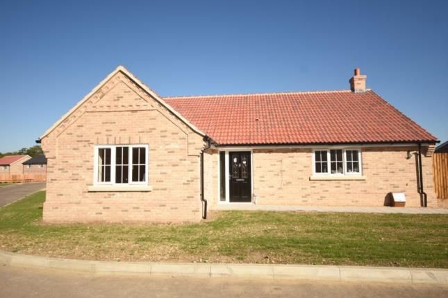 Thumbnail Bungalow for sale in Saffron Close, Watton, Thetford