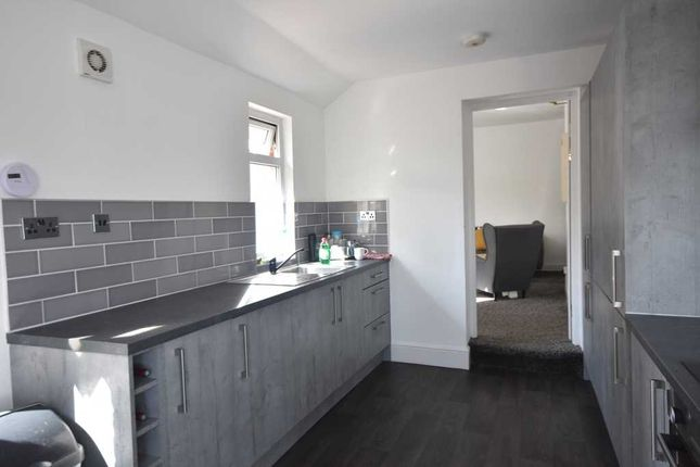 Thumbnail Maisonette to rent in Claremont Road, Newcastle Upon Tyne