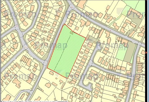 Thumbnail Land for sale in Pinfold Road, Giltbrook, Nottingham