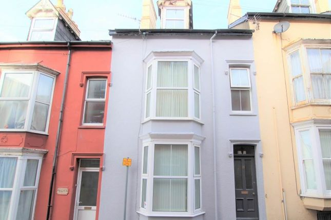 Thumbnail Shared accommodation to rent in Custom House Street, Aberystwyth, Ceredigion