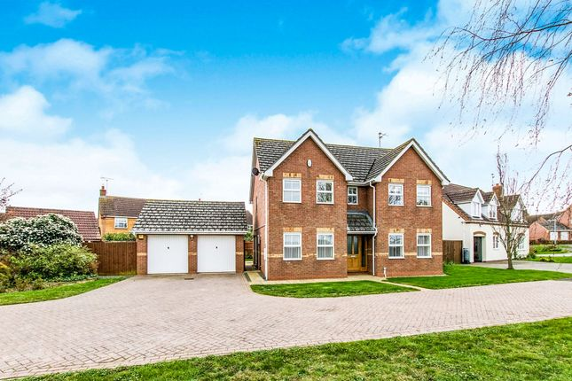 Thumbnail Detached house for sale in Wilkie Drive, Folkingham, Sleaford