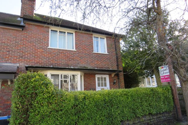 Thumbnail Semi-detached house for sale in Queens Road, Berkhamsted