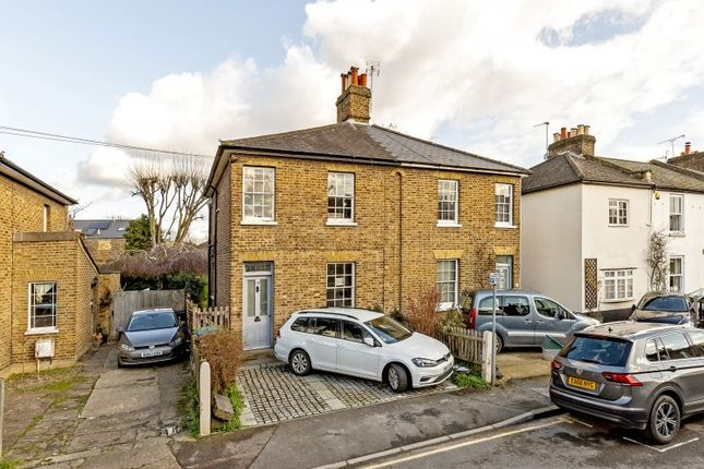Thumbnail Semi-detached house to rent in Albert Road, Kingston Upon Thames