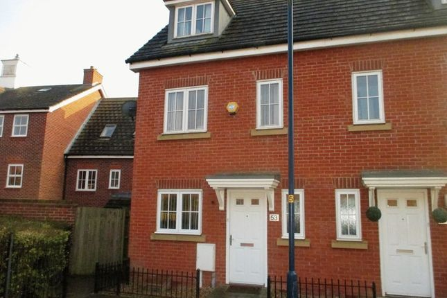 3 bed semi-detached house for sale in Hardwick Hall Way, Daventry