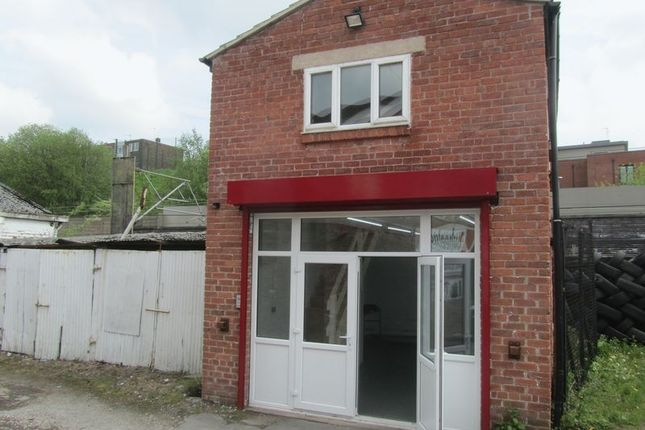 Commercial property for sale in Waterside, Macclesfield