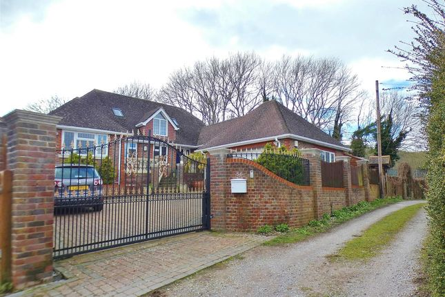 Thumbnail Detached house for sale in Downs Avenue, Eastbourne