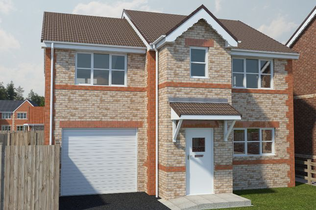 Thumbnail Detached house for sale in Chesterfield Road, North Wingfield, Chesterfield