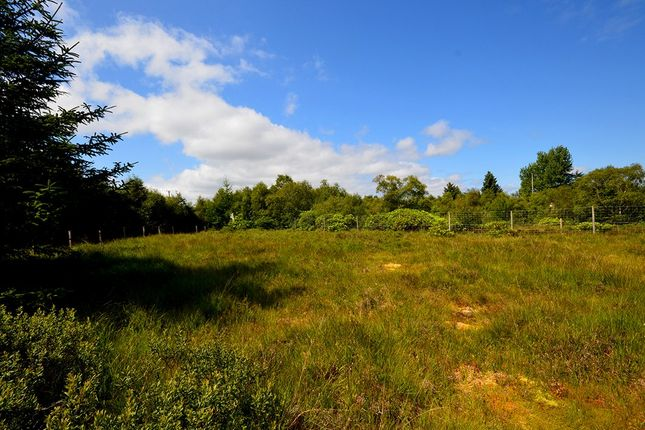 Thumbnail Land for sale in Plots 1 & 2, Salen, Isle Of Mull