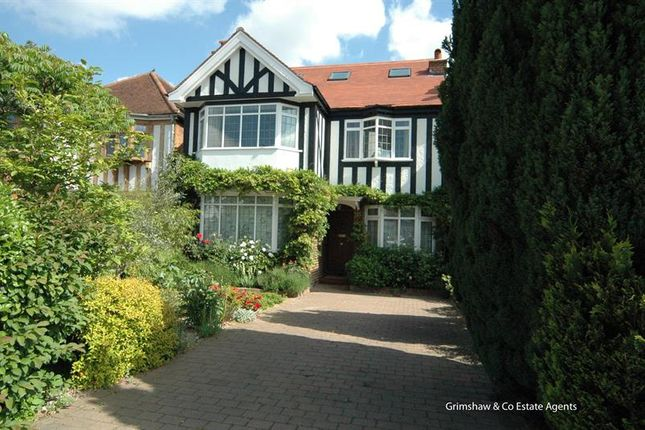 Thumbnail Detached house to rent in Popes Lane, Ealing, London