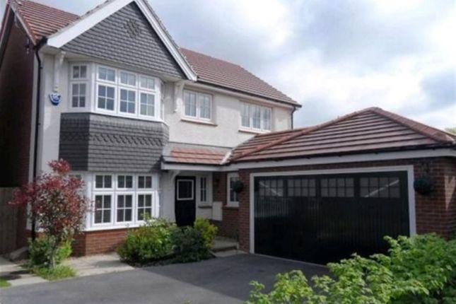 Thumbnail Detached house to rent in Saxon Mews, Sherburn In Elmet, Leeds