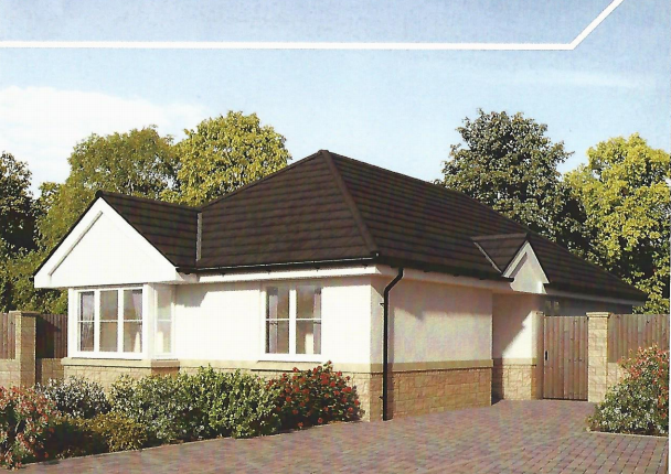 Thumbnail Bungalow for sale in Cherry Hill, Margaret Vale Drive, Larkhall, South Lanarkshire