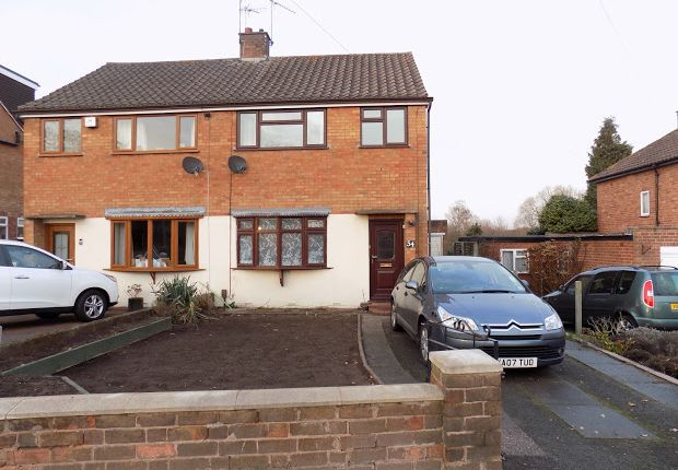 3 bed semi-detached house for sale in Habberley Road, Kidderminster