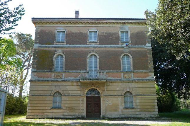 Front Of Villa Bigi