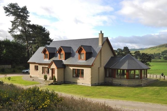 Thumbnail 5 bed detached house for sale in Newtonmore