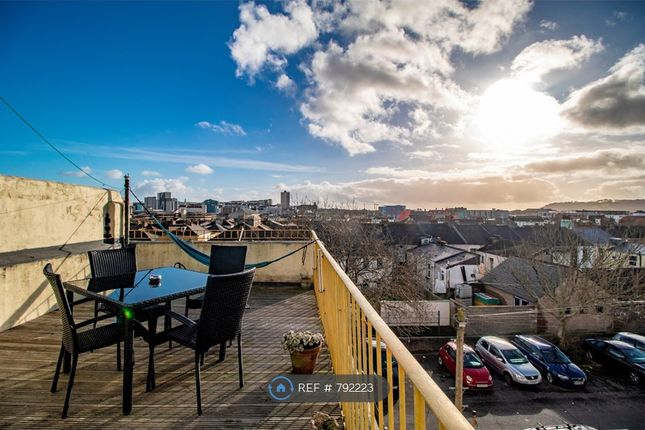 Thumbnail Terraced house to rent in Hollywood Terrace, Plymouth