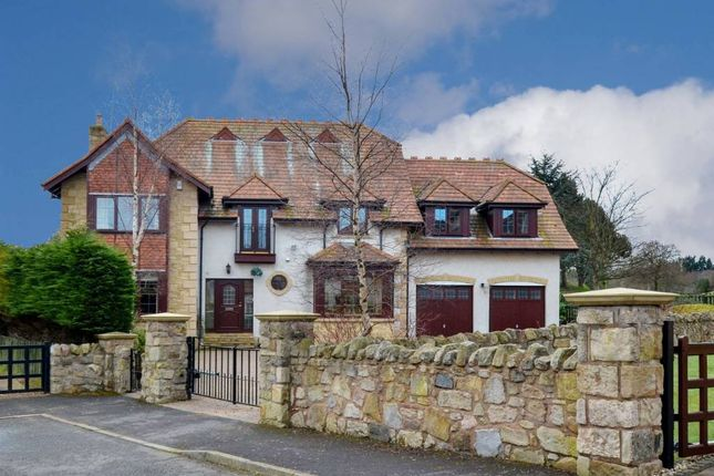 5 bedroom detached house for sale in 7 Brunstane Mill Road, Joppa