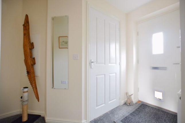 Hallway of Millrigg Street, Workington CA14