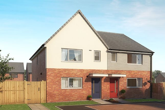 "Property for sale in ""The Leathley"" at Little Eaves Lane, Stoke-On-Trent"