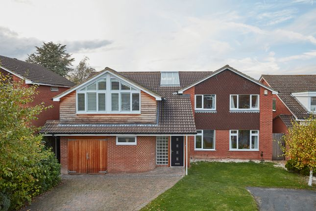 Thumbnail Detached house for sale in Field Way, Cambridge