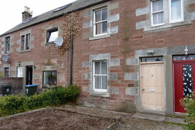 Thumbnail Terraced house for sale in Silver Terrace, Alyth, Blairgowrie