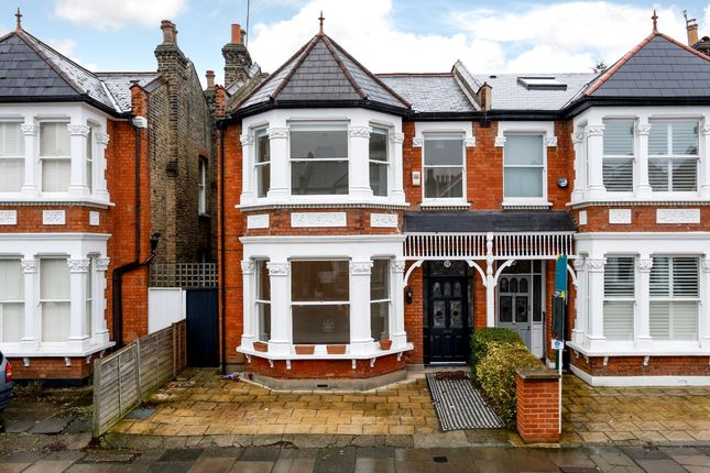 Thumbnail Semi-detached house to rent in Cresswell Road, Twickenham