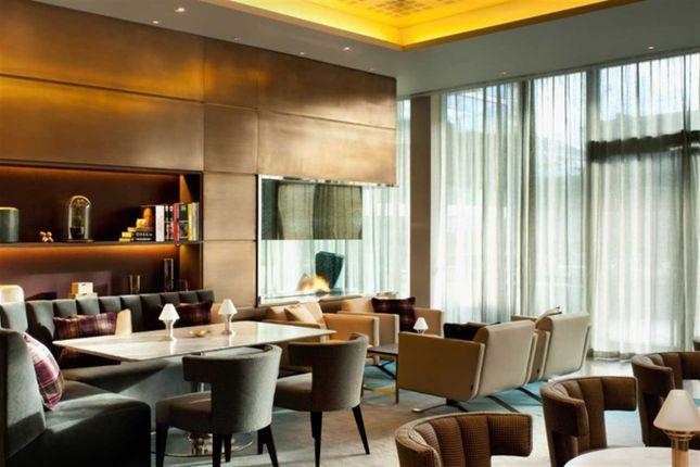 Private Lounge of Milton Court, London EC2Y